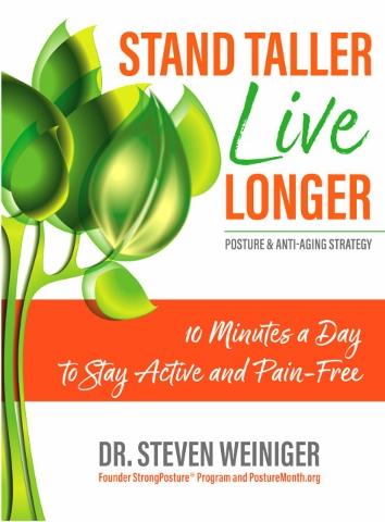 stand taller live longer posture book